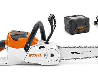 Stihl Motorsåg MSA 140 C-BQ Med Batteri AK 30 Och Laddare AL 101